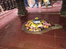 Lord Shiva stockfoto