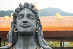 Lord shiva idol Royalty Free Stock Image