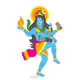 Lord Shiva Royalty Free Stock Photography