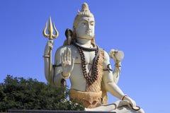 Lord Shiva i Serene Pose Royaltyfri Bild