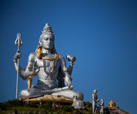 Lord Shiva idol Stock Photography