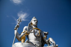 Lord Shiva idol Royalty Free Stock Photo