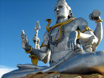 Lord Shiva Idol Royalty Free Stock Photos