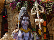 Lord shiva idol Royalty Free Stock Images