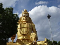 Lord shiva. `s statue at Trincomalee Sri Lanka Stock Photos