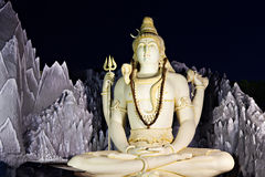 Lord Shiva Statue Royalty Free Stock Images