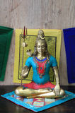 Lord Shiva statue Stock Photo