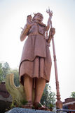 Lord Shiva Tallest Statue del mundo Imágenes de archivo libres de regalías