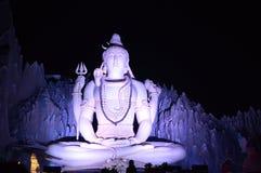 Lord Shiva Temple Stock Afbeeldingen