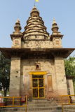 Lord Shiva Temple Lizenzfreies Stockfoto