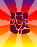 Lord Shree Ganesh Stock Photo