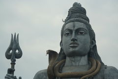 Lord Siva Stock Afbeelding