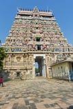 Lord Siva Temple - Chidambaram royalty-vrije stock fotografie