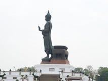 Lord Sri Sakia Battle Royalty Free Stock Image