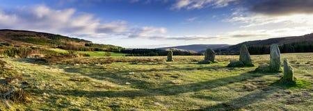 Lord Stones, North Yorkshire lizenzfreie stockbilder