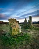 Lord Stones North Yorkshire Großbritannien stockfotografie