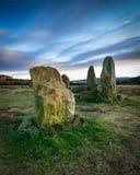 Lord Stones North Yorkshire Reino Unido fotografía de archivo