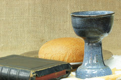 Lord Supper stock images