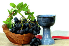 Lord Supper Royalty Free Stock Photo