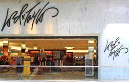 Lord Taylor Store Arkivfoto
