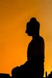 Lord van Boedha Phra Boedha Kitti Sirichai Stock Foto's