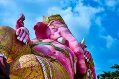 Lord van Succes in tempel Royalty-vrije Stock Afbeeldingen