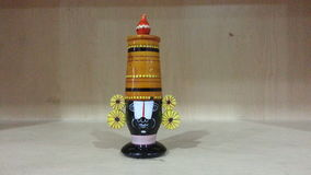 Lord Venkateshwara Fotografia de Stock Royalty Free