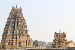 Lord Virupaksha temple, Hampi, India Stock Photo