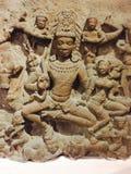 Lord Vishnu Imágenes de archivo libres de regalías