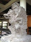 Lord Vishnu stock photo