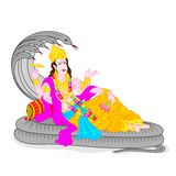 Lord Vishnu Stock Photography