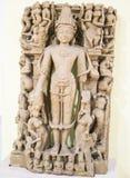 Lord Vishnu Stone Idol India imagem de stock royalty free
