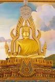 Lord Voorzitter in de Boeddhistische Kerk Royalty-vrije Stock Foto