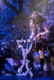 Lordi in Prag 2016 Lizenzfreies Stockfoto