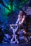 Lordi in Prag 2016 Lizenzfreie Stockbilder