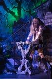 Lordi in Prague 2016 Royalty Free Stock Images