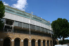 Lords Cricket ground London Royalty Free Stock Photography