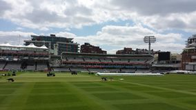 Lords Cricket Ground Royalty Free Stock Photography
