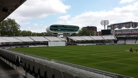 Lords Cricket Ground Royalty Free Stock Images