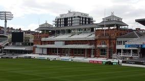 Lords Cricket Ground Stock Photos