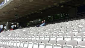 Lords Cricket Ground Stock Photo