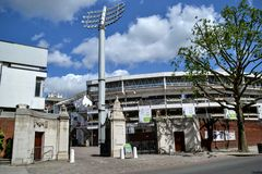 Lords Cricket Ground London Royalty Free Stock Images
