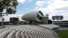 Lords Cricket Ground London Stock Image