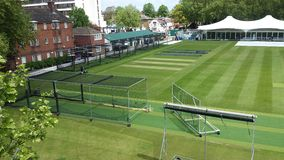 Lords Training Ground Royalty Free Stock Images