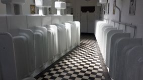 Lords Urinals Royalty Free Stock Photography
