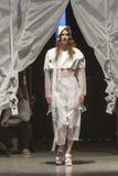 Loredana Bahoric fashion show Stock Image
