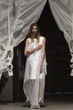 Loredana Bahoric modeshow royaltyfria bilder