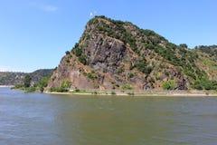 Free Lorelei Rock Royalty Free Stock Images - 33964019