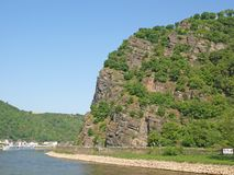 Loreley Royalty Free Stock Photography