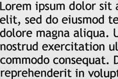 Lorem ipsum. Text - nonsense (in English) text used to fill space on web sites as a placeholder royalty free stock image
